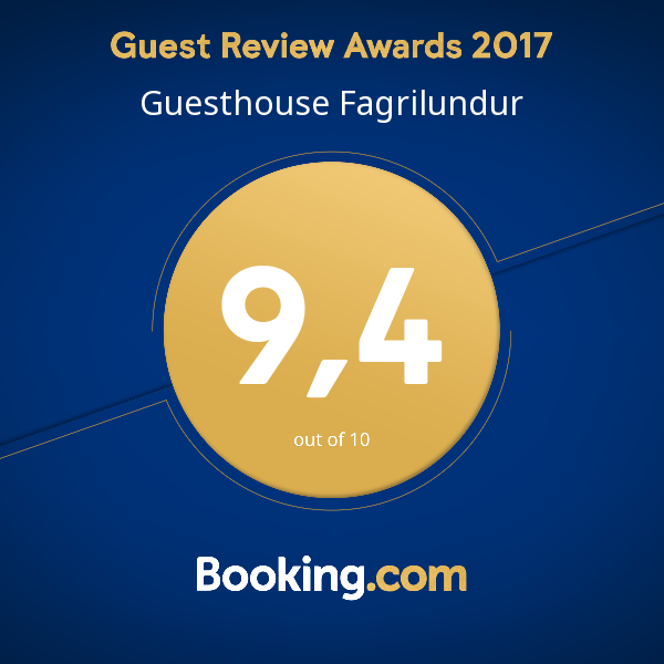 Booking Guesthouse Fagrilundur